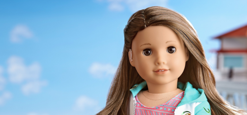 HLAA Partners with American Girl