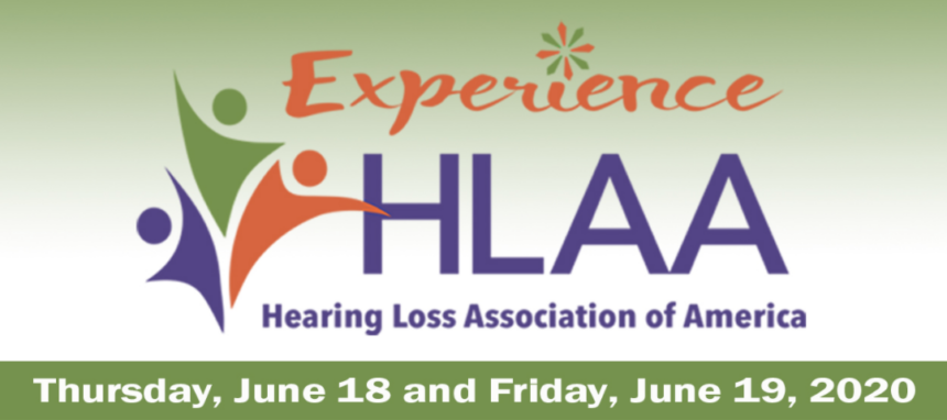 Save the Date: Experience HLAA! 2020 Convention