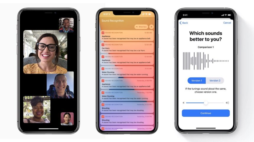 Accessibility Features for Hearing Loss on iOS 14 to be Released Fall 2020